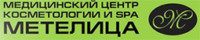 Логотип МЦ косметологии Метелица
