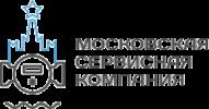 Логотип Московской Сервисной компании