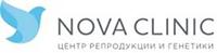 Логотип ЦРиГ Нова клиник