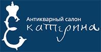 Логотип антикварного салона Екатерина