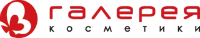 Логотип интернет-магазина Галерея косметики