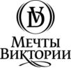 Логотип салона красоты Виктория