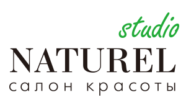 Логотип салона красоты Натюрель