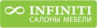 Логотип салона мебели Инфинити