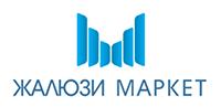 Логотип интернет-магазина Жалюзи Маркет