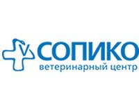 Логотип ветцентра Сопико
