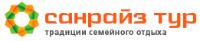 Логотип туристической компании санрайз тур